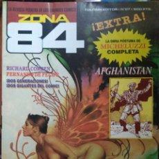 Cómics: ZONA 84 Nº 87 - EXCELENTE ESTADO. Lote 180218592