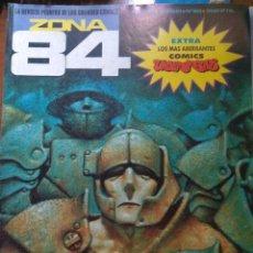 Cómics: ZONA 84 Nº 89 - EXCELENTE ESTADO. Lote 180218612