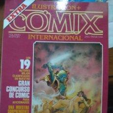 Cómics: COMIX INTERNACIONAL - ESPECIAL CONCURSO - 1.983. Lote 180219070