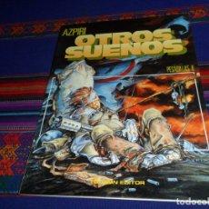 Cómics: AZPIRI OTROS SUEÑOS PESADILLAS II. TOUTAIN EDITOR 1991. 750 PTS. RÚSTICA. BUEN ESTADO.. Lote 180455688