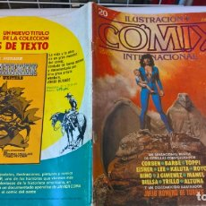 Comics: COMICS: ILUSTRACION + COMIX INTERNACIONAL Nº 20. Lote 180463051