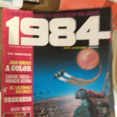 Cómics: COMIC 1984 TOUTAIN NUMERO 41. Lote 180853658