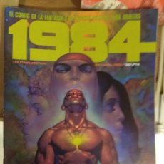 Cómics: COMIC 1984 TOUTAIN NUMERO 39. Lote 180853895