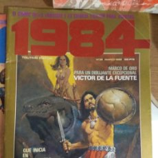 Cómics: COMIC 1984 TOUTAIN NUMERO 36. Lote 180853992