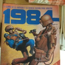 Cómics: COMIC 1984 TOUTAIN NUMERO 35. Lote 180854042