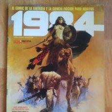Cómics: 1984 Nº48 TOUTAIN. Lote 181579656