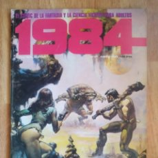 Cómics: 1984 Nº53 TOUTAIN. Lote 181579685