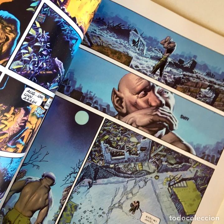 Cómics: Cómicbook MUNDO MUTANTE de Jan Strnad y Richard Corben, TOUTAIN EDITOR, edición 1982 - Foto 6 - 182004653