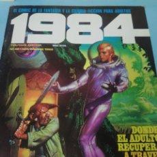 Cómics: 1984. N. 46. NOVIEMBRE 1982. Lote 182083498