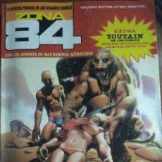 Cómics: ZONA 84 Nº 93 - TOUTAIN EDITOR. Lote 182136571