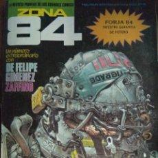 Cómics: ZONA 84 Nº 94 - TOUTAIN EDITOR. Lote 182136591