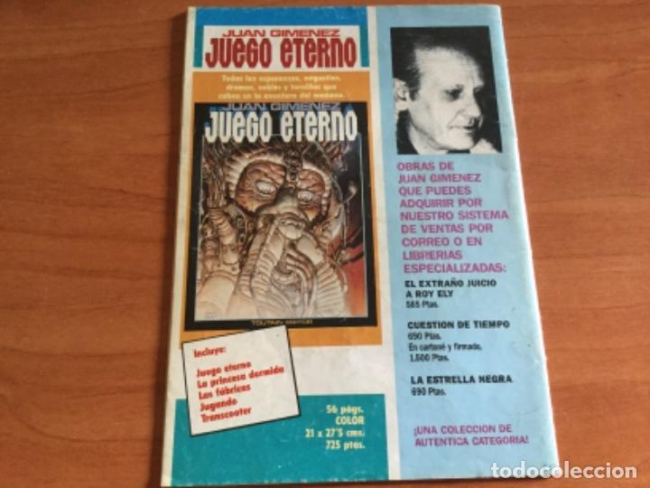 Cómics: Juan Giménez y Ricardo Barreiro. As de Pique Nº 8, 3 historias completas. Toutain 1988 - Foto 3 - 182142548