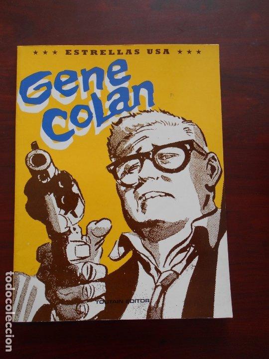 GENE COLAN - ESTRELLAS USA - TOUTAIN (K2) (Tebeos y Comics - Toutain - Álbumes)