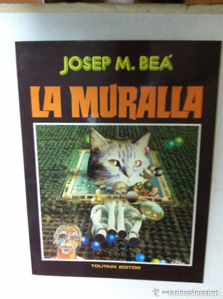 LA MURALLA (Tebeos y Comics - Toutain - Otros)