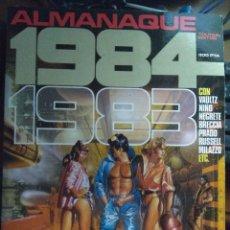Cómics: 1984 ALMANAQUE AÑO 1983 - TOUTAIN. Lote 182241570