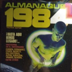 Cómics: 1984 ALMANAQUE AÑO 1984 - TOUTAIN. Lote 182241613