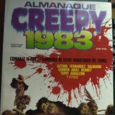 Cómics: CREEPY ALMANAQUE 1983 - TOUTAIN. Lote 182241657