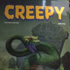 Cómics: CREEPY ALMANAQUE 1985 - TOUTAIN. Lote 182241697