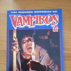 Cómics: LAS MEJORES HISTORIAS DE VAMPIROS 2 - TOUTAIN (HK). Lote 182574647