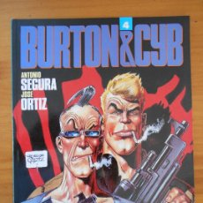 Cómics: BURTON & CYB Nº 4 - TOUTAIN (CO). Lote 182592218