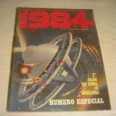 Cómics: EL COMIC 1984. NUMERO ESPECIAL 40 . 2 SALON DEL COMIC DE BARCELONA.. Lote 182640523