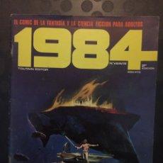 Cómics: 1984 SEGUNDA EDICIÓN N.20 . TOUTAIN EDITOR .. Lote 182885371