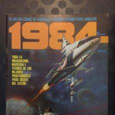 Cómics: 1984 SEGUNDA EDICIÓN N.6 . TOUTAIN EDITOR .. Lote 182896363