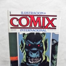 Fumetti: ILUSTRACION + COMIX INTERNACIONAL Nº 1. Lote 183188865