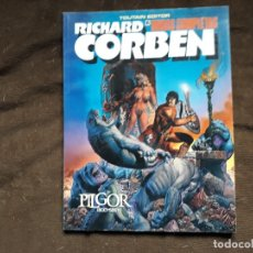 Cómics: TOUTAIN EDITOR 10 PILGOR RICHARD CORBEN OBRAS COMPLETAS. Lote 183265718