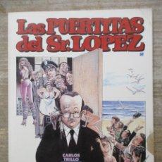 Cómics: LAS PUERTITAS DEL SEÑOR LOPEZ 2 - TRILLO / ALTUNA - TOUTAIN EDITOR. Lote 183309133