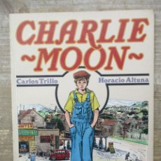 Cómics: CHARLIE MOON - TRILLO / ALTUNA - TOUTAIN EDITOR. Lote 183309382