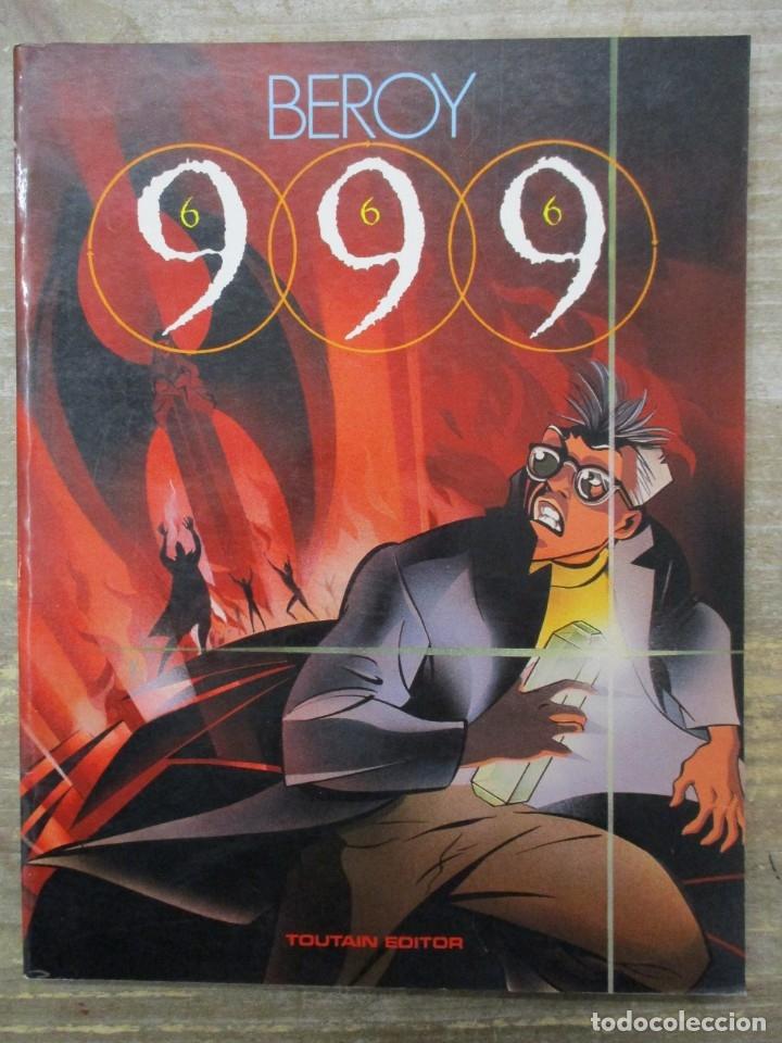 BEROY - 999 / 666 - TOUTAIN EDITOR (Tebeos y Comics - Toutain - Álbumes)