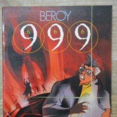 Cómics: BEROY - 999 / 666 - TOUTAIN EDITOR. Lote 183312895