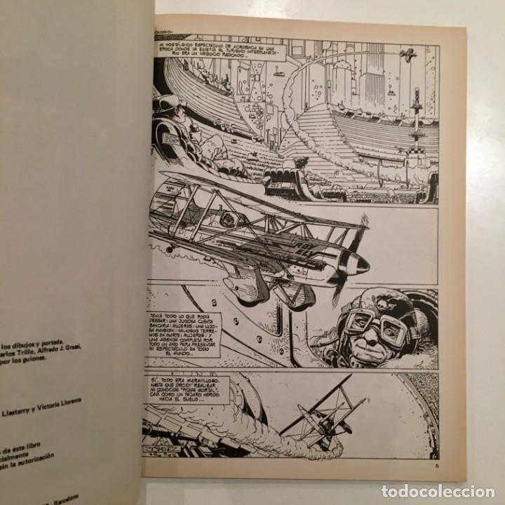 Cómics: Comic book EL EXTRAÑO JUICIO A ROY ELY de Juan Gimenez, Toutain editor, 1984 - Foto 5 - 199311018