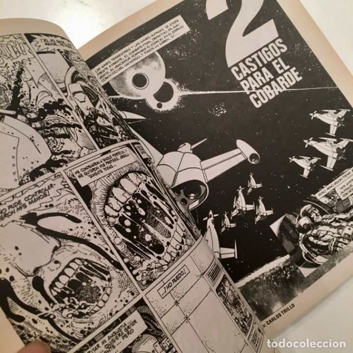 Cómics: Comic book EL EXTRAÑO JUICIO A ROY ELY de Juan Gimenez, Toutain editor, 1984 - Foto 6 - 199311018