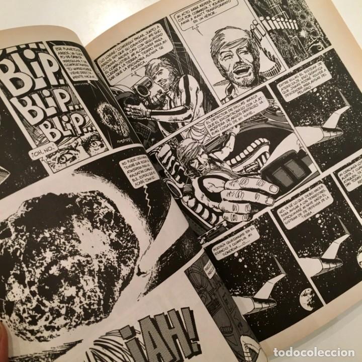 Cómics: Comic book EL EXTRAÑO JUICIO A ROY ELY de Juan Gimenez, Toutain editor, 1984 - Foto 7 - 199311018