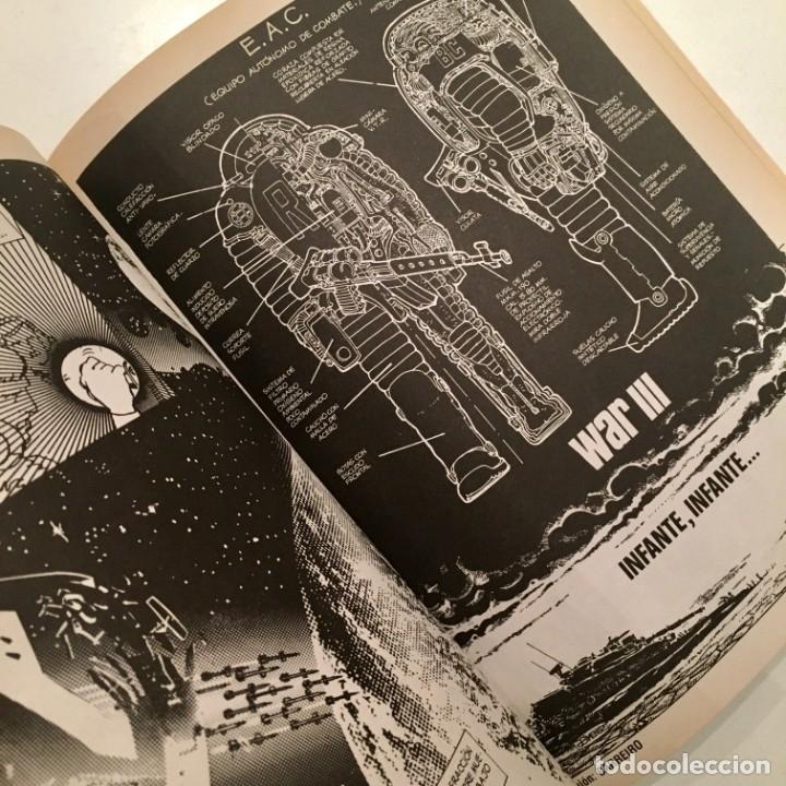 Cómics: Comic book EL EXTRAÑO JUICIO A ROY ELY de Juan Gimenez, Toutain editor, 1984 - Foto 8 - 199311018