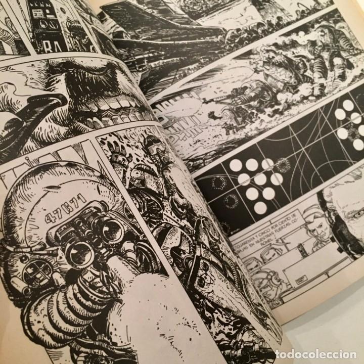 Cómics: Comic book EL EXTRAÑO JUICIO A ROY ELY de Juan Gimenez, Toutain editor, 1984 - Foto 9 - 199311018