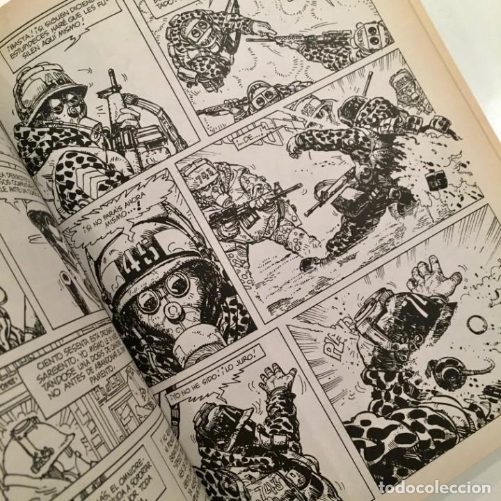 Cómics: Comic book EL EXTRAÑO JUICIO A ROY ELY de Juan Gimenez, Toutain editor, 1984 - Foto 10 - 199311018