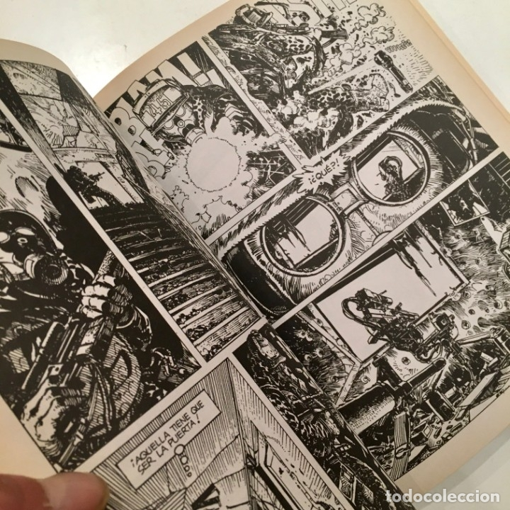 Cómics: Comic book EL EXTRAÑO JUICIO A ROY ELY de Juan Gimenez, Toutain editor, 1984 - Foto 11 - 199311018