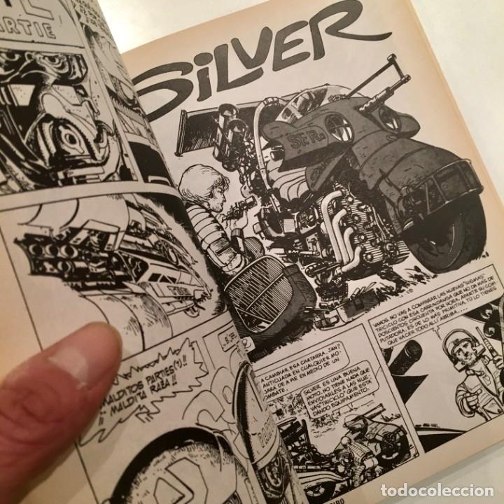 Cómics: Comic book EL EXTRAÑO JUICIO A ROY ELY de Juan Gimenez, Toutain editor, 1984 - Foto 12 - 199311018