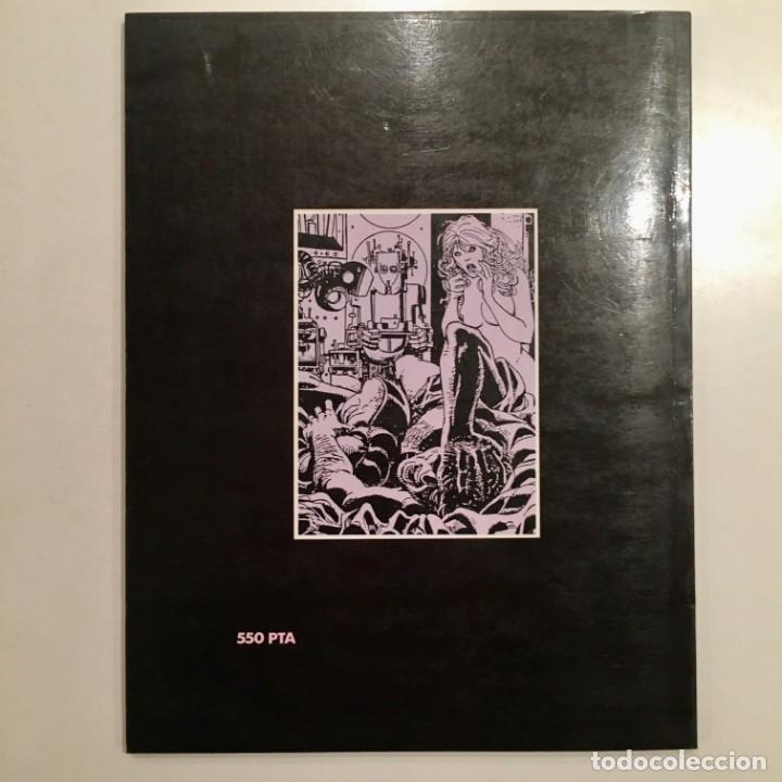 Cómics: Comic book EL EXTRAÑO JUICIO A ROY ELY de Juan Gimenez, Toutain editor, 1984 - Foto 13 - 199311018