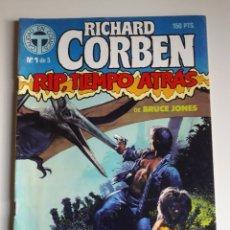 Cómics: RIP TIEMPO ATRÁS. RICHARD CORBEN. NUM 1. Lote 183405310