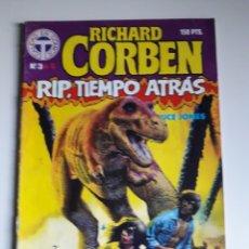 Cómics: RIP TIEMPO ATRÁS. RICHARD CORBEN NUM 3. Lote 183405567