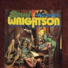 Cómics: BERNI WRIGHTSON - BADTIME STORIES - OBRAS COMPLETAS 2 - TOUTAIN. Lote 183425050