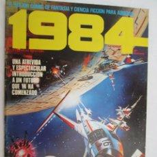 Cómics: 1984 EL COMIC DE LA FANTASIA Y LA CIENCIA FICCION PARA ADULTOS Nº 3 . Lote 183512701