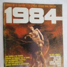 Cómics: 1984 EL COMIC DE LA FANTASIA Y LA CIENCIA FICCION PARA ADULTOS Nº 19 . Lote 183512811