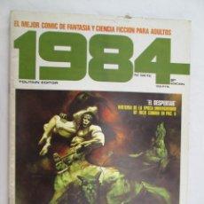 Fumetti: 1984 EL COMIC DE LA FANTASIA Y LA CIENCIA FICCION PARA ADULTOS Nº 7 - EL DESPERTAR UNDERGROUND . Lote 183513113