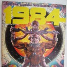 Cómics: 1984 EL COMIC DE LA FANTASIA Y LA CIENCIA FICCION PARA ADULTOS Nº 14 . Lote 183513832