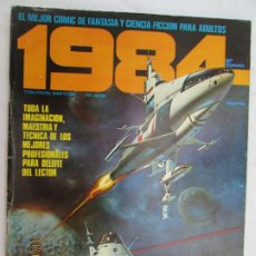 Cómics: 1984 EL COMIC DE LA FANTASIA Y LA CIENCIA FICCION PARA ADULTOS Nº 6 . Lote 183513990